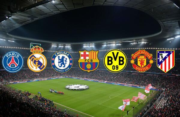 Champions League Draw – Round of 16 BjMYw9hCEAAYZXG