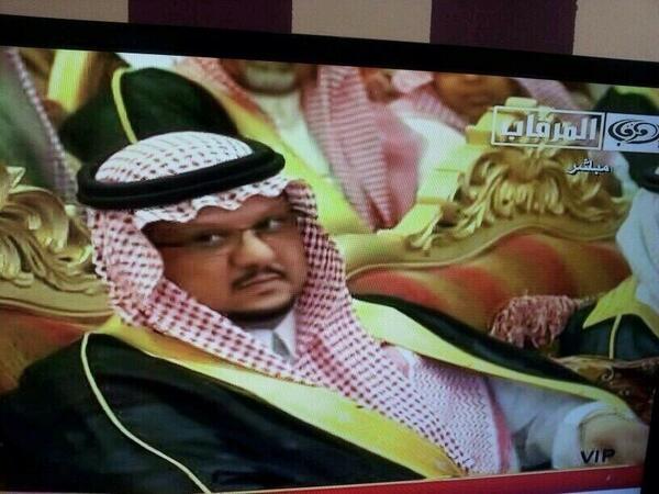 فيصل بن تركي في زواج غرم البيشي