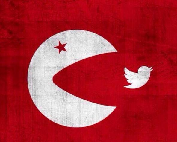 #TurkeyBlockedTwitter levert sterke beelden op: http://t.co/0Fnr25oH8f