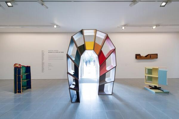 Martino Gamper: design is a state of mind at Serpentine Gallery http://t.co/x5fLDEfOEq http://t.co/0g3jtiD6DG