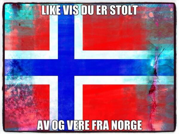 Jeg er ikke særlig stolt av at du som har laget denne og postet den på Facebook, er fra Norge. http://t.co/2l4wVKn1G2