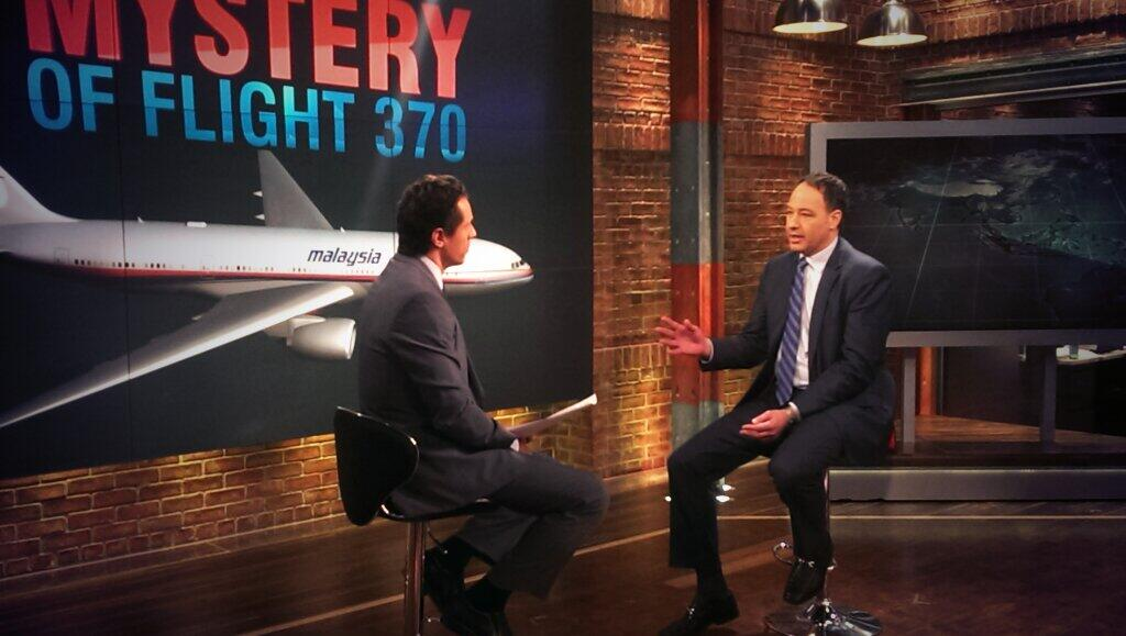 Twitter / ChrisCuomo: Aviation attorney Daniel Rose ...
