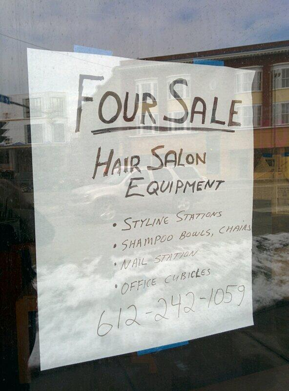 Not one,two or three, but FOUR SALE. http://t.co/WqaybNWuoK