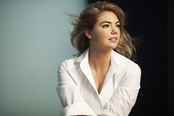 Excited to work w @KateUpton as new face of @BobbiBrown. She's beautiful, confident & creates her own rules. http://t.co/VZ2tzifavw