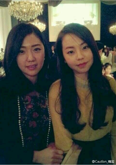 heartsohee on twitter quotunseen pic sohee with her