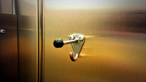 Mr B On Twitter FacesPics Pinocchio Anteater Bathroom Stall Door - Bathroom stall handle