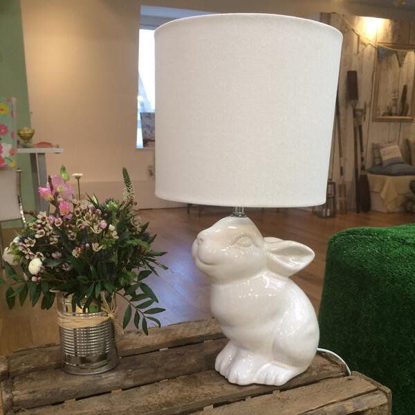 Asda On Twitter We LOVE This Rabbit Lamp