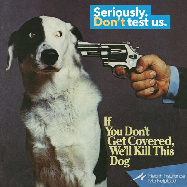 Horrifying. RT @anthropocon: They're starting to get serious about this stuff. #GetCovered Also #ObamaAteADog http://t.co/ejsS3E64GL