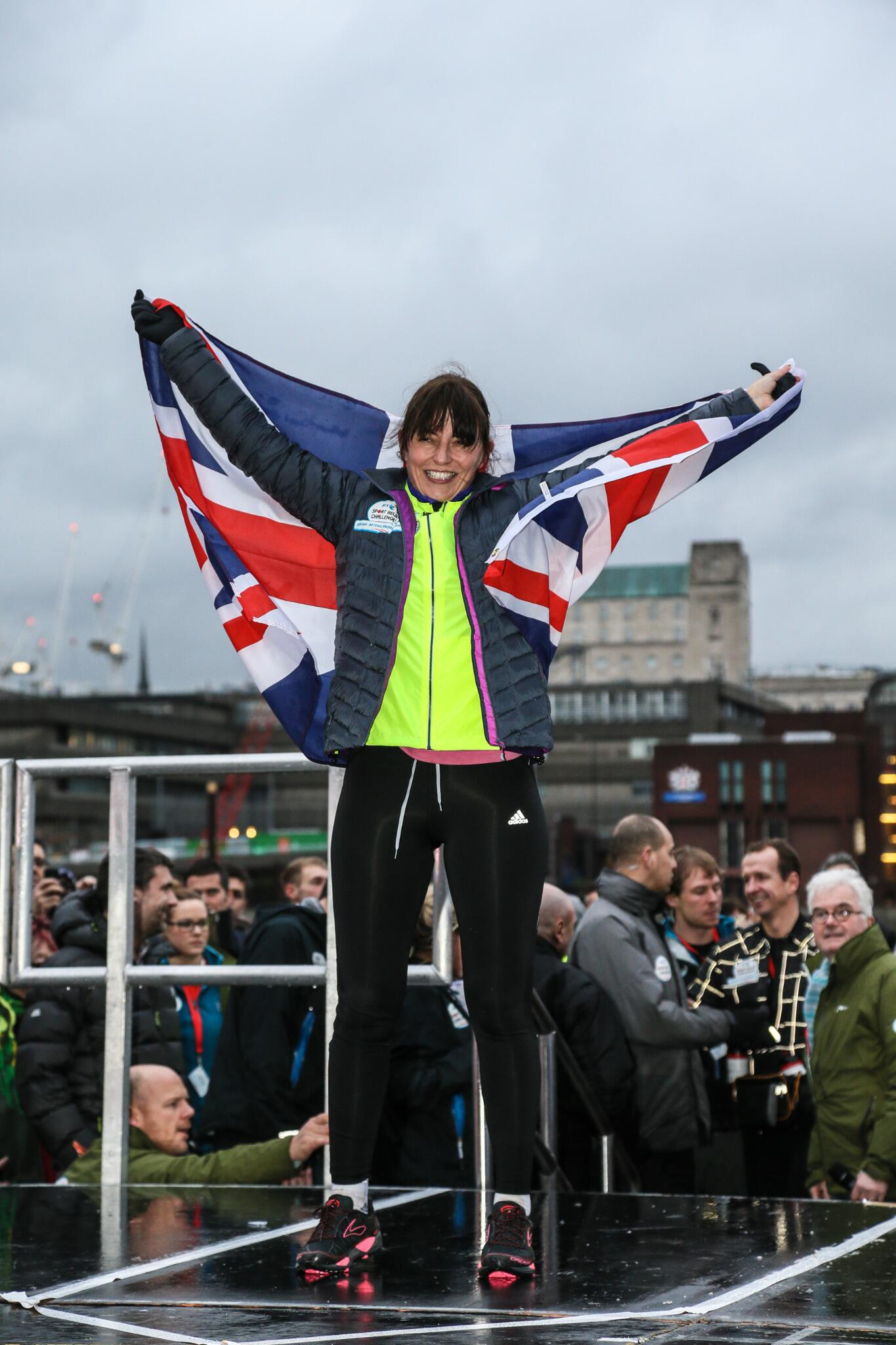 RT @sportrelief: So proud of @ThisisDavina for raising a massive £2,239,931 through her @BTUK challenge #Davina- Beyond Breaking Point http…