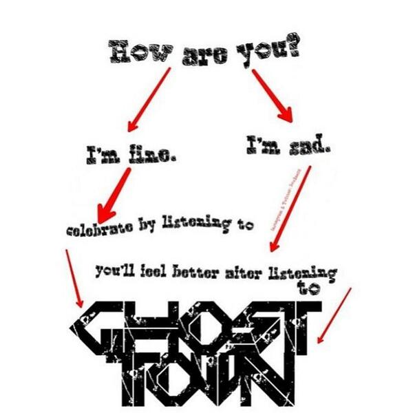 GHOST TOWN on Twitter: \
