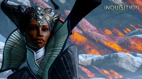 Follower Friday: Each month, we'll look at one of the followers you'll meet in #DAI. Learn about Vivienne next week! http://t.co/hfSBnOixp3