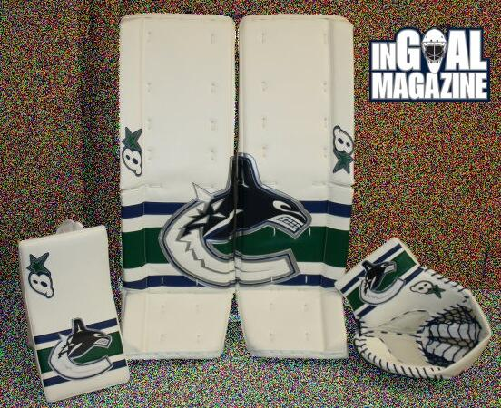 Eddie Lack adds #Canucks logos to stylish new gear from @goaliesonly  http://t.co/8nSRFZpasG http://t.co/Gl14ynzA1m