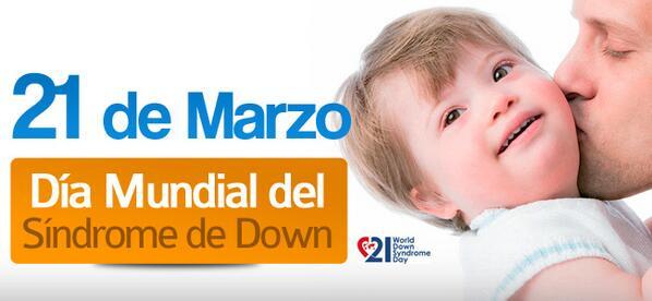 No son niñ@s down, no son niñ@s especiales... Son otro niño más. #Inlcusión #DiaIntlSindromedeDown http://t.co/74r4m5A2b5