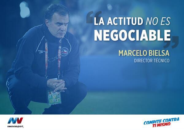 Innovasport On Twitter Frase Marcelo Bielsa Nos Recuerda
