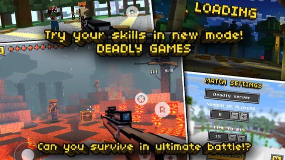 download game pixel gun world