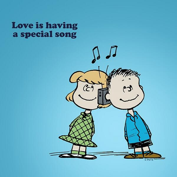 "PEANUTS On Twitter: ""Love Is A Special Song. Http://t.co"