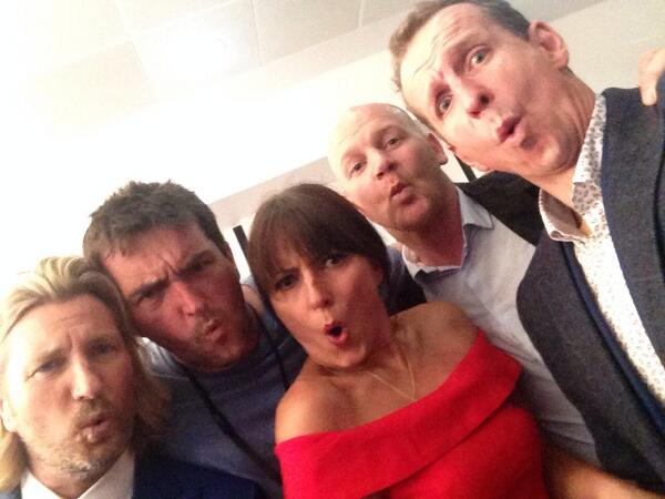 Selfie of the Year! 'Doing the Face!' @ThisisDavina @RobbieSavage8 @dottie264 @Mark_R_Woods http://t.co/JR1eMQ7OqW