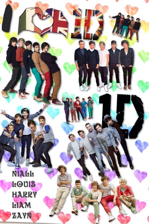 Cute Backrounds On Twitter One Direction Wallpaper I Made Httpt