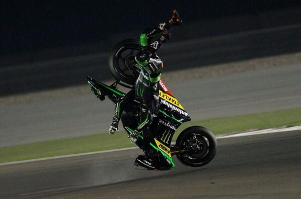 @BradleySmith38 gnarly crash!! Glad your ok good luck!! http://t.co/gMdrujVQWY