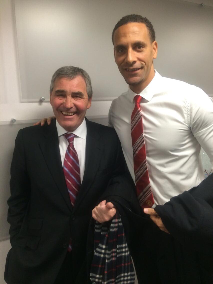 """@whufc_official: PIC: @rioferdy5 with his one-time #WHUFC Academy Director Tony Carr MBE http://t.co/NNYlArnypM"" > what a man. Thank u"