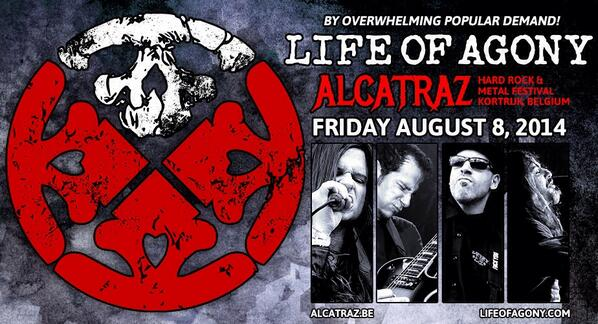 Life of Agony return to the stage this summer with Marilyn Manson! http://t.co/601po20UQ1 http://t.co/pR3Bs2dYam