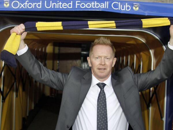 &quot;@OUFClive: Gary Waddock takes charge of the U&#39;s #oufc <br>http://pic.twitter.com/iy3aHBReTo&quot; #MckForManager