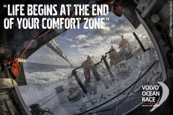 "Volvo Ocean Race On Twitter: """"Life Begins At The End Of"