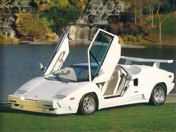 Vehicle Boners On Twitter Lamborghini Countach Http T Co D33lm9wzao