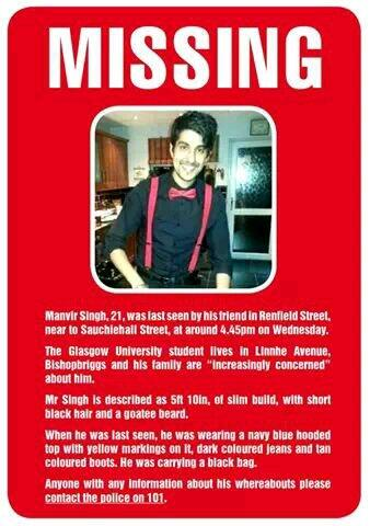 RT @OmarRaza: To those who live in #Glasgow and  #Scotland: I'd be very grateful if you could RT this please. Thank you. http://t.co/shqwvE…