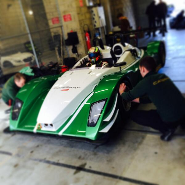 """Caterham Sp 300r: Exclusive Drive On Twitter: """"#Caterham #SP300R Merci A"""