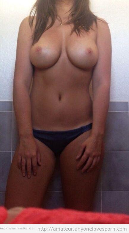 Amateur Big Tits Facial