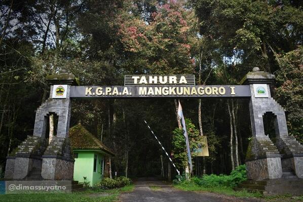 Tempat Hiking di Kota Bandung
