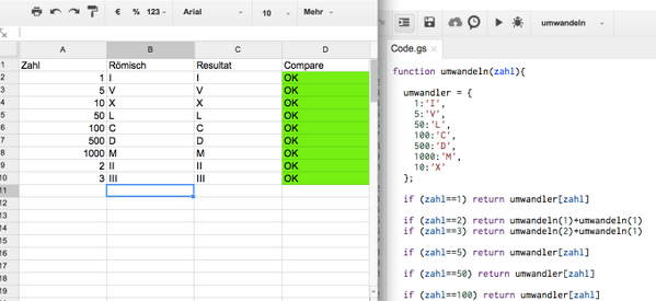the simplest TDD env, i bet you!  google spreadsheet, pure #JavaScript #tdd http://t.co/d7ZvDoXI4A