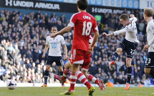 Christian Eriksen & Gylfi Sigurdsson interview post Tottenham win over Southampton