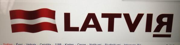 Vai kāds zina, kurš tieši ir izdomājis lietot šo debilo Latvijas logo Šlesera kampaņai? Kura aģentūra? http://t.co/ox4qEON6pu