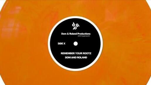 There's a new Dom & Roland release out tomorrow on DRP! #rememberyourrootz #freeze #limitedorangefirevinyl http://t.co/bFckTAJTSj