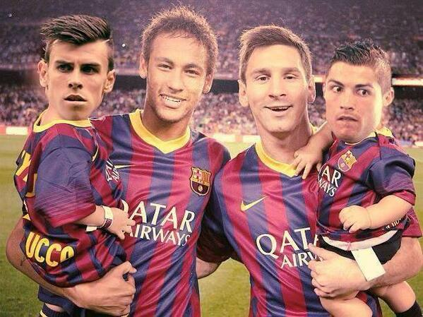 Who's your daddy? #clasicoBBVA Messi Neymar http://t.co/XxMCz4IzTJ