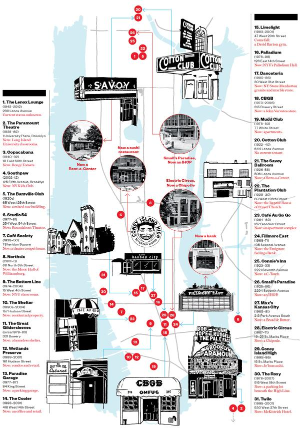 Map Of New York 2001.New York Magazine On Twitter The Song Line A Ghost Map Of New