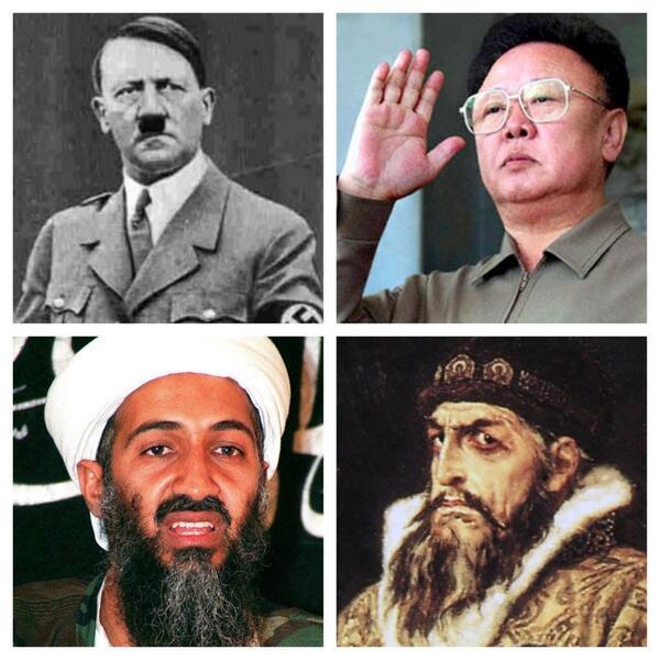 Bin Laden and Hitler: The Similarities Between Them
