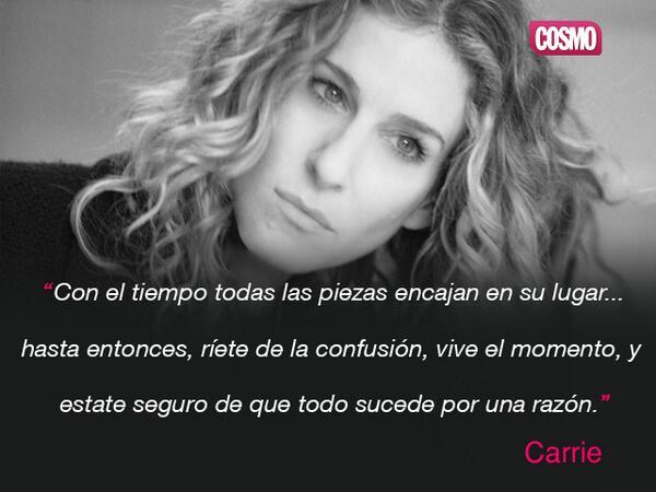 Frases Sexo En Nueva York Carrie Chicas Para Hoy