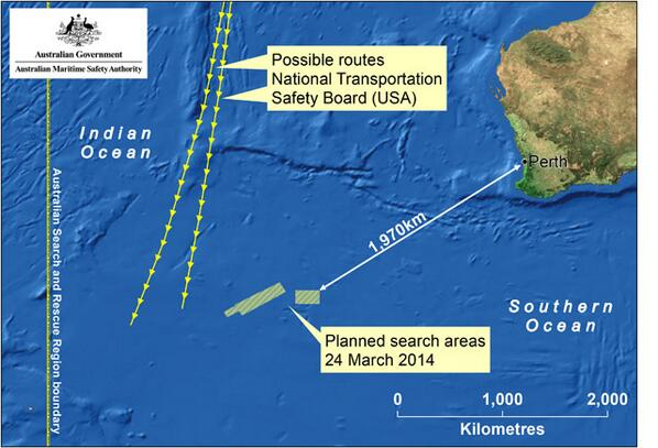 BREAKING: #MH370 crashed in the Southern Indian Ocean and has no survivors http://t.co/kwE26plRSY http://t.co/hKrhZUZlIA