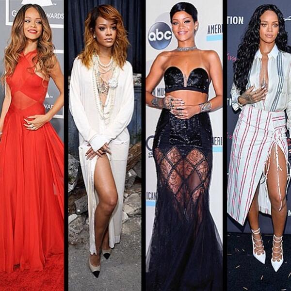 And the 2014 CFDA Fashion Icon Award goes to... @badgalriri! #cfdaawards #rihanna http://t.co/NSS9xFNmam http://t.co/FQrePtvnyA