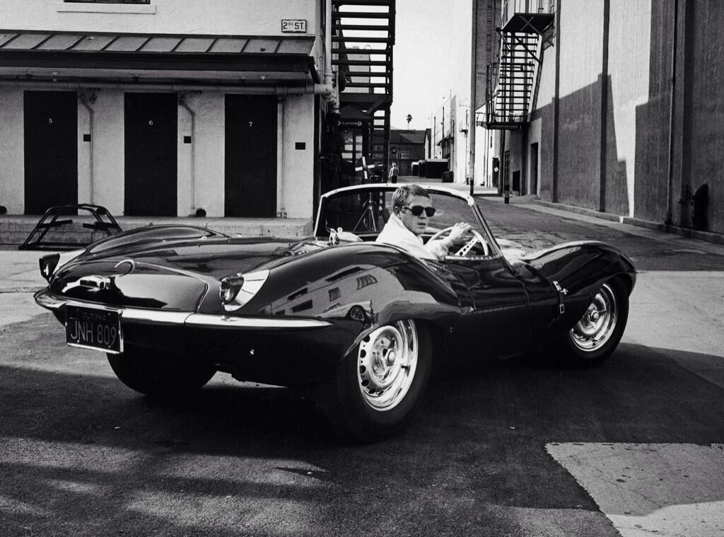 Twitter / CandSCmagazine: Steve #McQueen, the king of ...