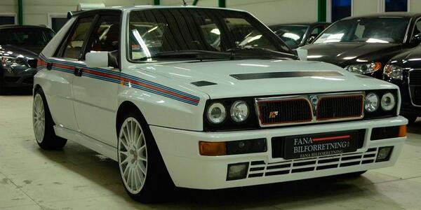 ¿Cuanto cuesta tener una joya como el Lancia Delta HF Integrale en tu garaje? #sevende http://t.co/19iCEjLbZa http://t.co/iWGPuSg6ih