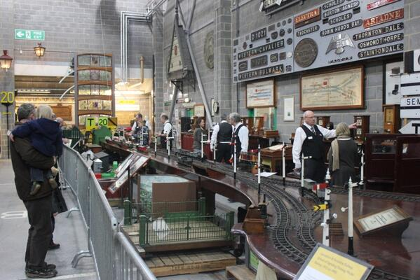 "Curator Russell chose L&Y Signalling School for #MyMuseum ""102 yrs living history: beautiful"" What would you choose? http://t.co/Ra4ftNJjbj"