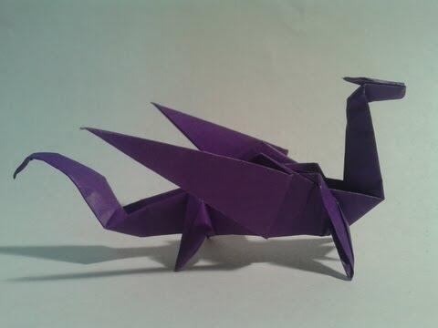 How To Make An Easy Origami Dragon http://t.co/WkkFAb0SWj http://t.co/Zqn2Wl0PtF