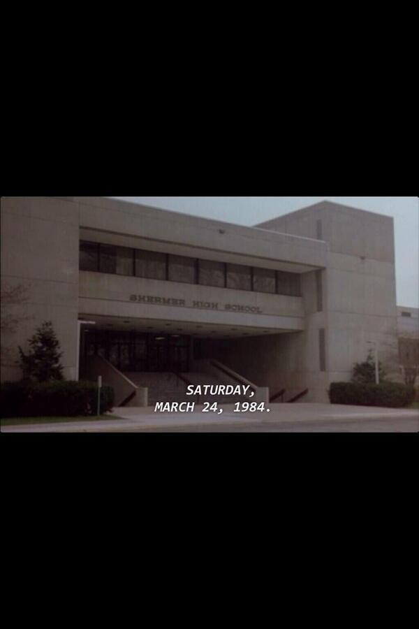 On This Day In 1984 The Breakfast Club First Met T