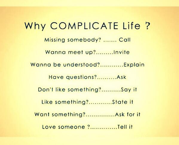 It's that simple!
