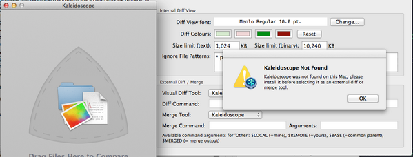 Sourcetree Diff Tool