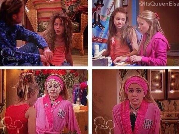 8 years ago today the FIRST episode of Hannah Montana aired on Disney Channel! pic.twitter.com/NMhzb9fI3r